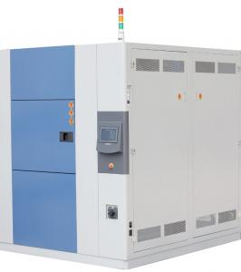 China Three - Zone Thermal Shock Test Chamber Temperature Rapid Change on sale