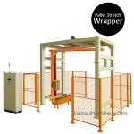 Pallet Film Wrapping Machine Rotary Arm Stretch Wrapper