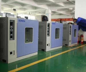 China High Temperature Vacuum Industrial Drying Ovens With Glass Windows UL Approved on sale