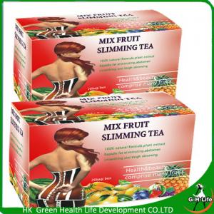 China PRPIDLY SLIMMING TEA MIX FRUI Pineapple Green Tea Loss weight product Diet tea Original on sale