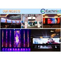 China P3.91 Outdoor Led Display Screen High Definition For Audio Visual Display Solution on sale