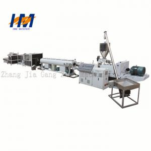China Plastic PVC Pipe Production Line For Single Three Layer Hot Cold Water PPR Tube on sale