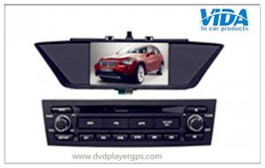 China Two DIN Car DVD Player for BMW-E84/X1 with GPS/TV/BT/RDS/IR/AUX/IPOD on sale