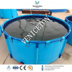 High Quality Aquaculture Fish Tanks,Tilapia Tank,Fish Farm