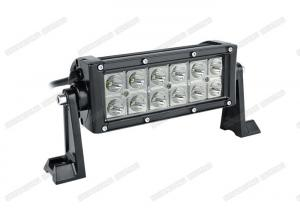 China 36W High Power Double Row Cree LED Light Bar Spot / Flood / Combo Beam For Offroad on sale