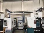 5.5kW Industrial Fume Collector System Central Fume Extraction For Laser Cutting Machine