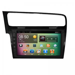 China Android 4.2.2 Car DVD Player with GPS, Ipod, 3G, tv for VW Golf 2014 on sale
