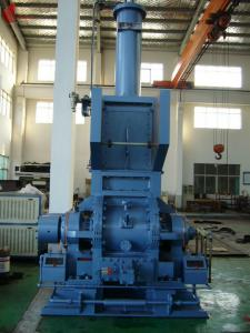 China Hermetic Type Intermeshing Rotor rubber internal mixer with Cooling water supplier