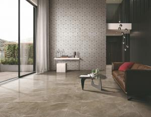 China Eco - Friendly Polished Porcelain Floor Tile / Durable Ceramic Floor Tile on sale