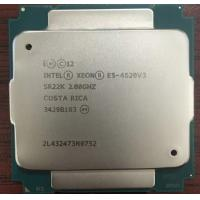 China 105 W TDP Intel Xeon Server E5 4620 V3 10 Core Processor CM8064401442401 on sale