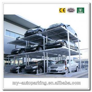 China 2-3 Levels Vertical Stack Garage Underground Pit Design Underground Parking Lift Car Parki on sale