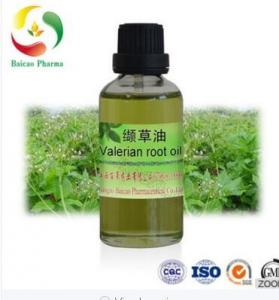 China Natural Pure Valerian Root Oil on sale
