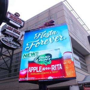 China IP65 Waterproof outdoor P10 Led Billboard Display rental / Full Color electronic sign boards on sale