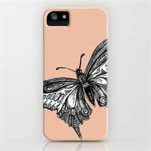 China Antidusting durable Non - toxic butterfly Hard plastic case Apple iPhone Protective Cases for lady on sale