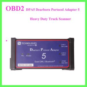 China DPA5 Dearborn Portocol Adapter 5 Heavy Duty Truck Scanner on sale