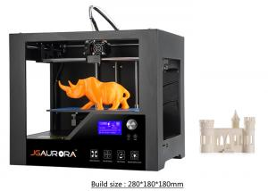 China Desktop Digital Large Volume 3D Printer ABS Filament For Home Use on sale