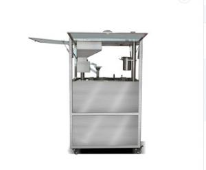 China Hand Operated Capsule Printing Machine Food Biological High Efficiency on sale