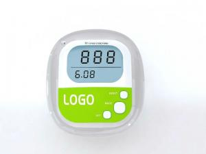China DC 3V power Digital multifunction walking step 3D counter Pedometer with Highly accurate on sale