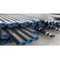 "Hot Rolled Carbon 4"" Diameter Steel Pipe ASTM Standard For Petroleum"