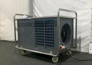 China Horizontal Portable 4 Ton Air Conditioning Unit , Military Tent Large Air Conditioner on sale