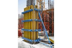 China H20 Timber Beam Formwork for Rectangle , Square Concrete Column Formwork on sale