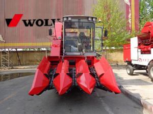 China hot sale corn combine harvester farm usage on sale