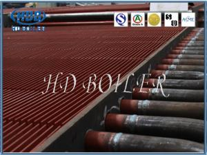 China High Exchange CFB Boiler Fin Tube , Finned Radiator Pipe Extruded For Economiser on sale