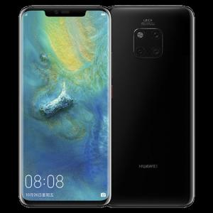 China Huawei Mate 20 Pro 6GB/128GB Black 6.39 24MP Dual Sim Android Phone on sale