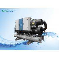 96.3 KW Water Source Heat Pump Chiller For Cooling Heating /Sanitary Hot Water