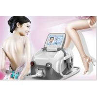 China Best selling products! Laser Diode 808nm portable permanent laser hair removal machines on sale