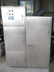 China 200kg/H maize/sorghum/wheat/cassava flour mill machine for produce flour or grits on sale