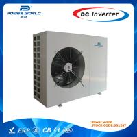 High Efficiency EVI Heat Pump Air Source For Heating Or Cooling or DHW