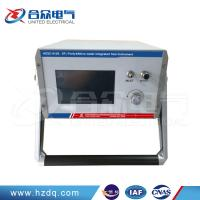 China 3 In 1 Sf6 Gas Analyzer High Precision For Dew Point Ppm Purity Decomposition on sale