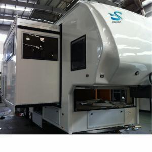 China Customized Fiberglass Motorhome for Sale on sale