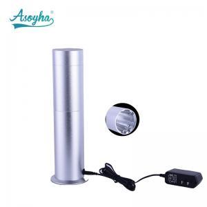 China Desktop Remote Control Electric Aroma Scent Diffuser Aluminum Material 120ml on sale