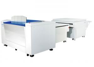 China Semi - Auto Large Format Laser Printer Customized Resolution ISO Certification supplier