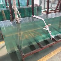 Australia standard 10mm Clear Tempered safety Glass for residential Frameless Shower Screens Enclosures