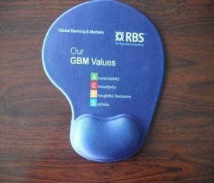 China Wrist Gel Mouse Pad on sale