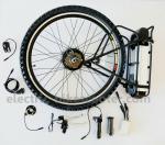 """Моторизованный электрический двигатель 36V 250W 26"""" наборов велосипедов высокоскоростной колесо"""
