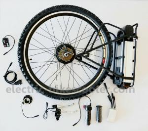 """China Motorized Bicycles Kits High Speed Electric Motor 36V 250W 26"""" Wheel on sale"""