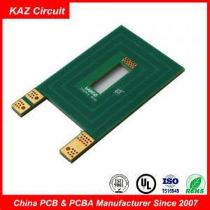 China FR-4 6oz Copper Immersion Gold 2u Multilayer PCB Circuit Board 1~20 Layers on sale