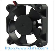 China 35*35*10mm DC Axial Flow Fan Ball Bearing Fan for Ethernet Swithces on sale