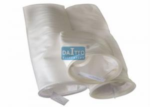 China 5 10um PP Water Filter Bag Chemical Resistant For Solvent Based Coatings on sale