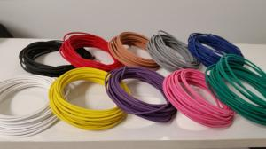 China Bright Lamp Automotive Wiring Harness , Wire Cable Assemblies Covered By Braided PE Tube on sale