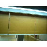 Polyester Fabric Electric Roller Blind For Windows Remote Control