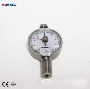 China High precision, peak hold type durometer LX-A-2 twin needle, handheld design shore durometer on sale
