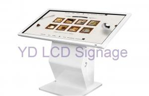 China Floor Stand Shopping Mall Kiosk , Touch Screen Advertising Kiosk 1080*1960 on sale