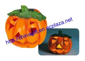 China Pumpkin garden solar light on sale