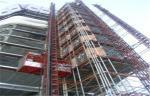 Handling Machine Construction Passenger Hoist Building Material Hoist Equipment SC100 / 100