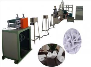 China EPE U Shape Foam Corner Profile Extrusion Machine , EPE Foam Sheet / Pipe / Tube / Profile  Machine on sale
